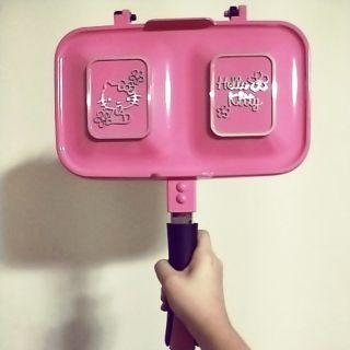 Hello Kitty 愛心滿滿三明治烤盤 限量