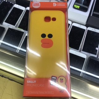 Samsung Galaxy A5 2017  Line friends
