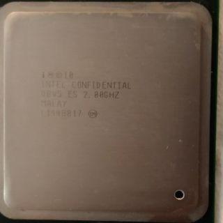 E5-2620 2011 QBV5 CPU