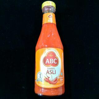 印尼 ABC辣椒醬/335ml/1罐
