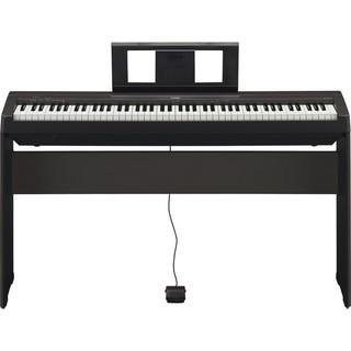 (免運費)~全新~ YAMAHA P45B 88鍵電鋼琴 數位鋼琴~有問有便宜