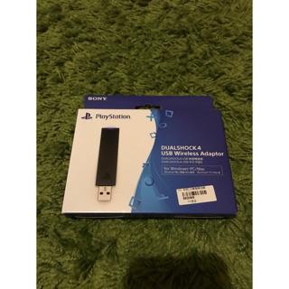 Dualshock4 usb 原廠ps4手把pc轉接USB