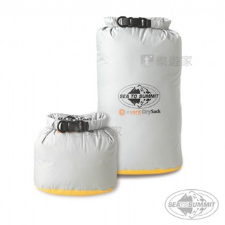 [款式:STSAEDS5-GRY] SEATOSUMMIT 70D EVENT 透氣防水收納袋(5L)(灰色)