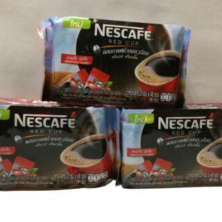NESCAFE 即溶黑咖啡(2gx48包)隨身包