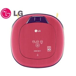 LG VR66413LVM 紅色 掃地機 變頻馬達