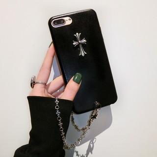 iphone6plus手機殼女蘋果7保護皮套6個性創意韓國潮牌5.5大氣防摔