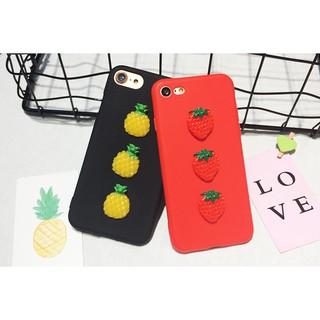 三個水果 OPPO R9/R9s Plus/R9S/R7/R7S/R11 手機套 手機殼 軟殼