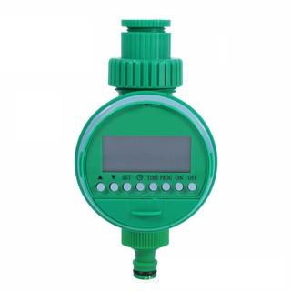 自動澆水定時器-液晶自動灑水定時器-自動澆花定時器-自動灑水控制器-自動澆花器,噴霧器英文版