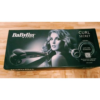 Babyliss Curl Secret C1000E(自動捲髮器)