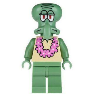 Lego 3818 章魚哥