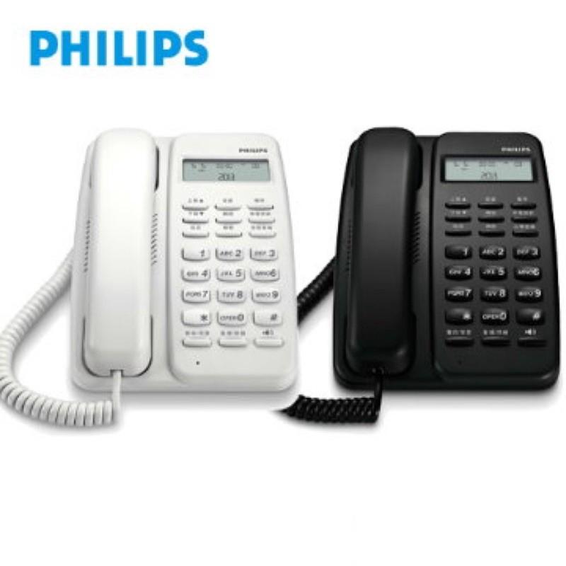 【PHILIPS】飛利浦 有線電話 M10 [富廉網]