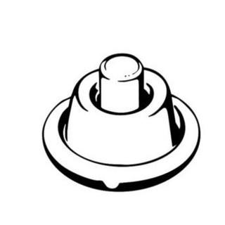 雷貝卡**德國WMF 古早第一代Perfect 壓力鍋密封環 氣密閥 壓力鍋配件 耗材