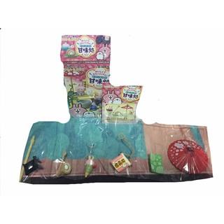 日本 卡娜赫拉 kanahei 卡娜赫拉小動物甘味處甜食攤甜點盒玩 第二款