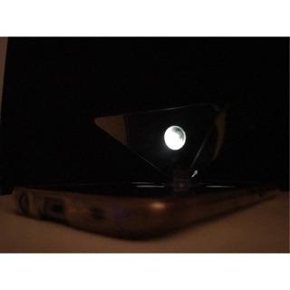 3D裸視全息影像投影儀(手機用簡易型)適合各種型號手機