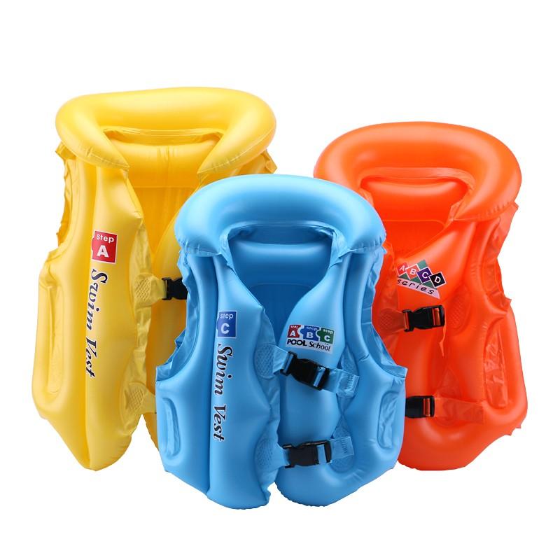 助泳衣 救生衣 充氣游泳衣游泳背心成人兒童初學游泳裝備