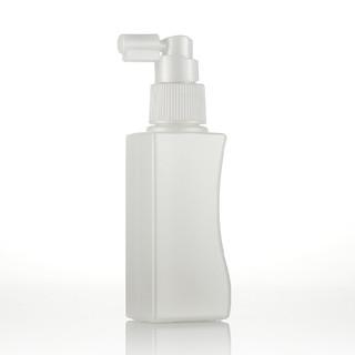 100ml PE瓶 長鼻曲線噴瓶 (白色) 五支一組