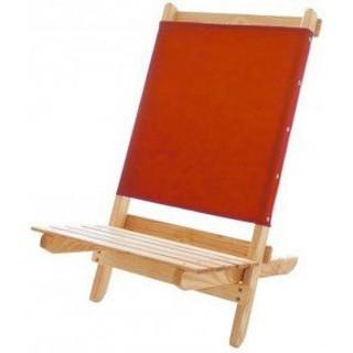 【激安殿堂】Blue Ridge Chair Works 短版戶外折疊椅 紅 (露營椅 海灘椅 摺疊椅 kermit )