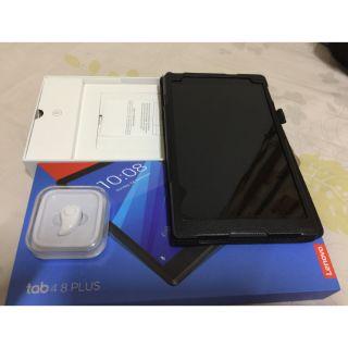 Lenovo tab4 8 plus 保固到109.1.30,盒裝完整支援NTFS,加贈藍芽耳機(如照片)