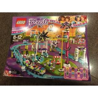 (bear) 全新現貨 樂高LEGO FRIENDS 好朋友 41130 心湖城遊樂園