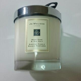 [二手] Jo Malone 香氛蠟燭 200g 鼠尾草與海鹽