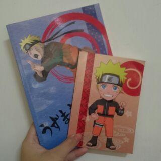 火影忍者 漩渦鳴人 筆記本 2手