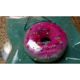 《現貨》甜甜圈squishy 甜點軟軟 可愛軟軟