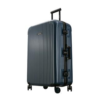 【到付免運】26/29吋 鋁框 MSN 麥迪遜 深藍 Centurion美國百夫長旅行箱 附專用保護布套