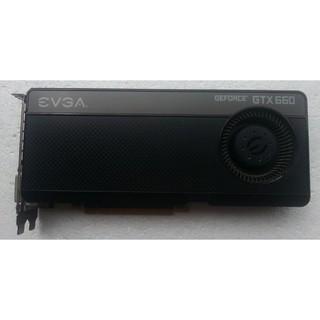 EVGA GTX660 2GD5 顯示卡