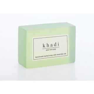 [綺異館]印度香皂 Khadi Aloe vera 蘆薈 125克 / 售medimix 印度線香