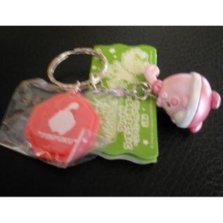 絕版 小福蛋 眼鏡牌2007年吊飾 神奇寶貝 寶可夢 快樂蛋 吉利蛋 幸福蛋