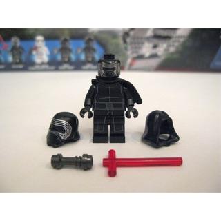 LEGO 樂高 星際大戰 凱羅忍 75104