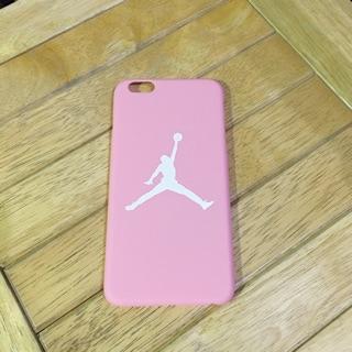粉紅色 Jordan i6s plus 手機殼 硬殼