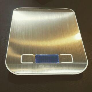 家用輕薄迷你電子秤5kg烘焙稱重可用