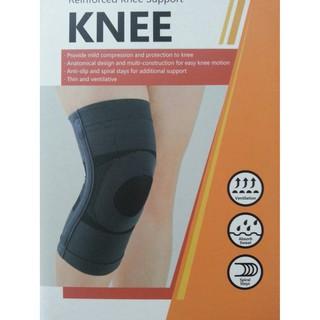 台灣製造-彈簧條加強護膝