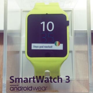 SONY SmartWatch 3 (全新未拆封)