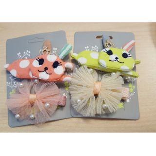 韓國女童髮夾組