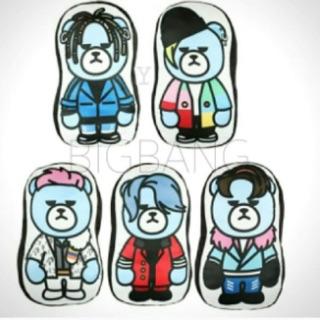 Bigbang bigbang GD TOP 娃娃 最新商品