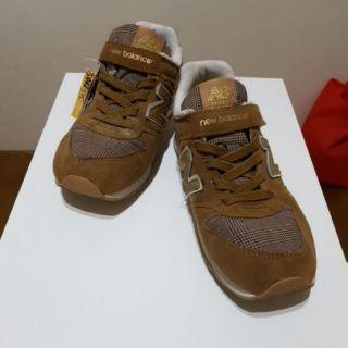 NB大童布鞋 ~咖啡色系