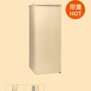 Frigidaire 富及第 185公升 直立式冷凍櫃 FFU07M1HW