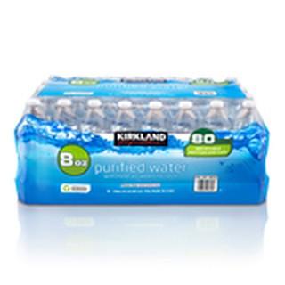 【胖胖窩】Kirkland Signature 科克蘭 飲用水 236毫升 X 80瓶 -costco代購