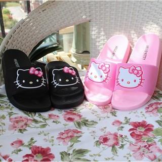 可愛hello kitty厚底拖鞋
