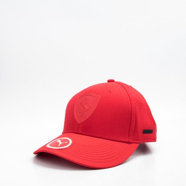 PUMA~ Ferrari 法拉利 經典系列棒球帽-紅 (021044-02)