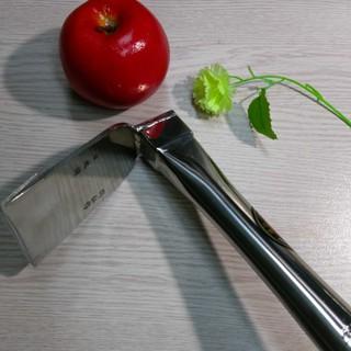 (寶島賣菜哥) 不鏽鋼 鋤頭 園藝 農具 種花 種菜 開墾 園藝用品 除草耙