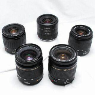 鏡頭 CANON MINOLTA NIKON 單眼相機 大量 28 80MM AF  35 70MM 100 300MM