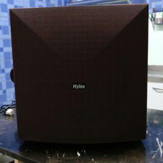 HP-P300W Hylex 300W卡拉OK 家庭劇院 主動式 超重低音喇叭 12吋低音喇叭 木箱 台灣製造