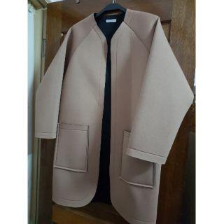 韓版太空棉質感大衣