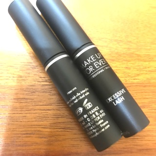 Make up forever excessive lash睫毛膏 旅行用