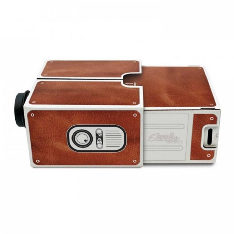 二代手機投影儀機OLD85型智能免安裝版KIMM手機投影機 小型家庭娛樂 手機投影機KIMM