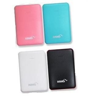 HANG X9A 10000雙USB行動電源 皮革紋行動電源 超薄 外出攜帶方便 遊戲電玩手機充電