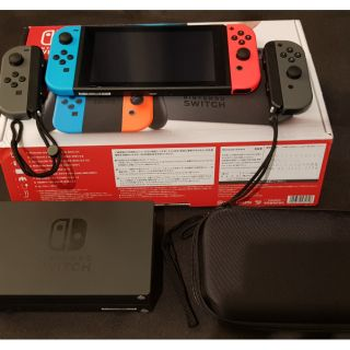任天堂 Nintendo switch  (二手)
